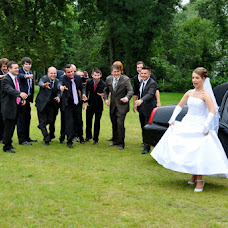 Wedding photographer Reinhard Balzerek (balzerek). Photo of 16.04.2015