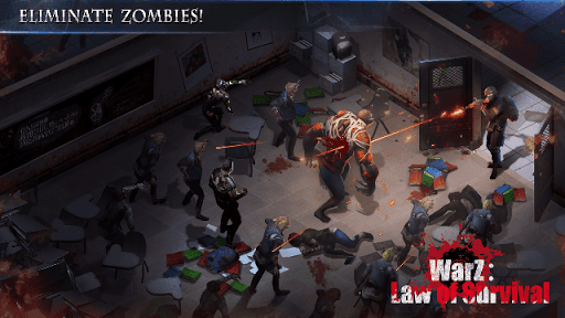 WarZ: Law of Survival 1.7.9 screenshots 5