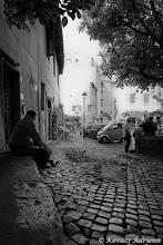 Photo: Trastevere életkép