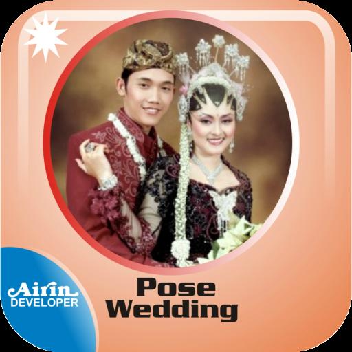 Foto Pose Wedding