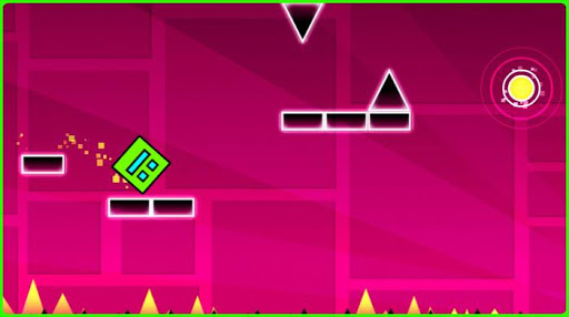 geometry pixel push