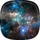 Stars Live Wallpaper  Animated Background icon