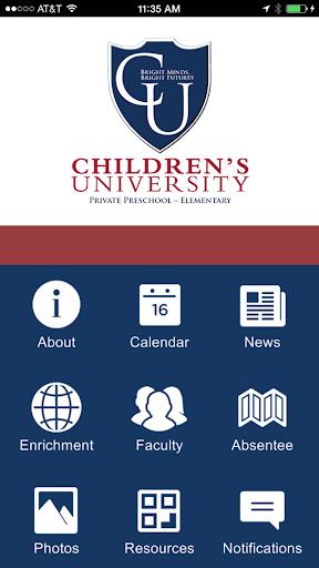 Children's University