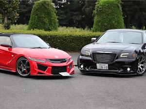 300 LX36のカスタム事例画像 まえちゃん@Chrysler300さんの2020年09月26日08:07の投稿