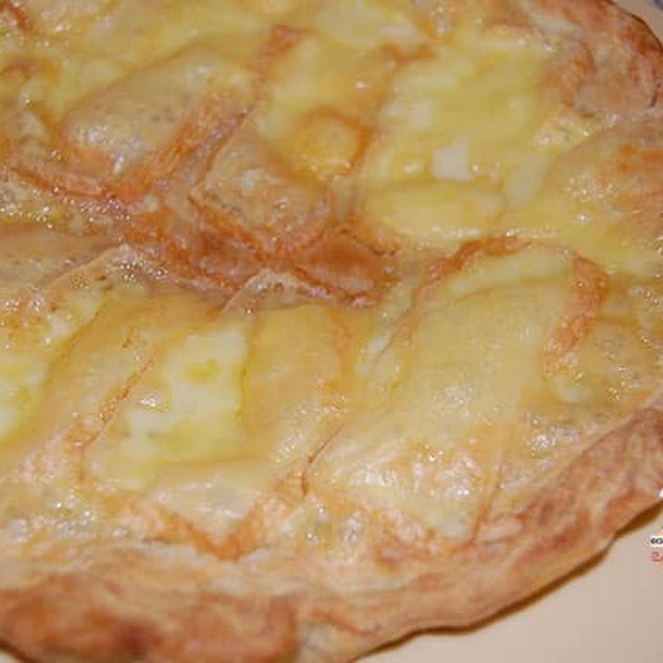 Maroilles Cheese Pie