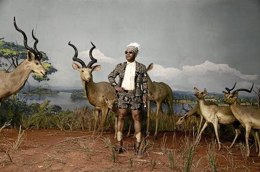 Angolan artist upends some popular african myths kiluanji kia hendas last journey of the dictator mussunda nzombo before the great publicscrutiny Images