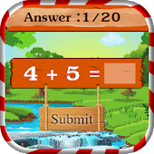 Maths Sum Kids Game