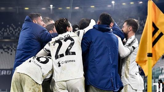 Juventus Mengamuk, Rekor Apik AC Milan Hancur - VIVA