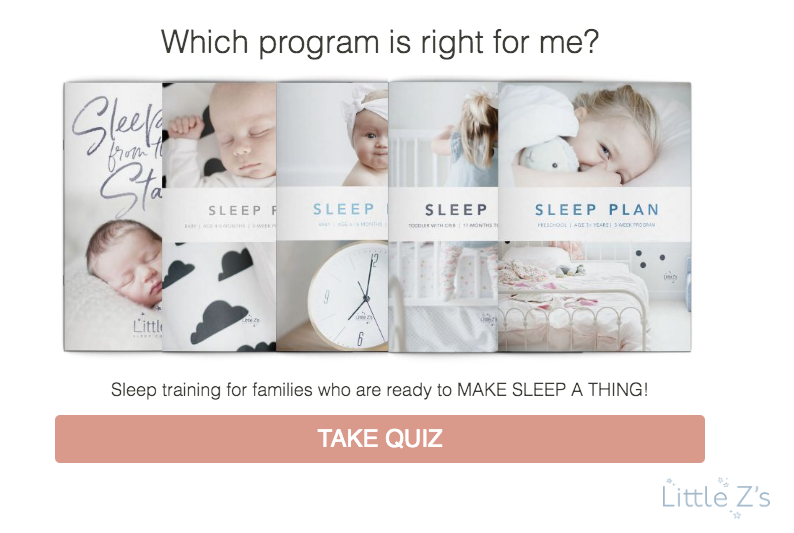 Which program is right for me quiz cover
