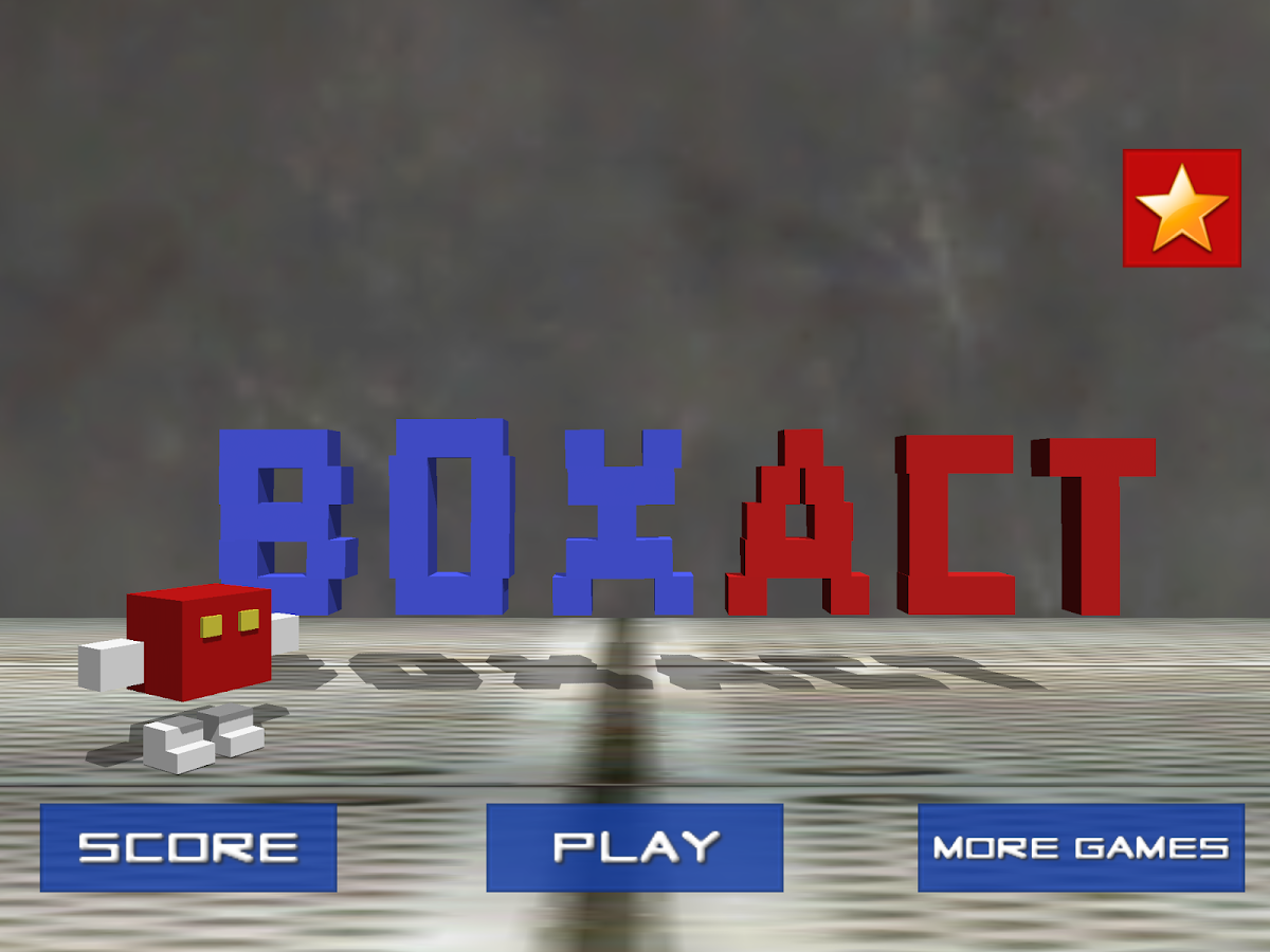 Box Act- screenshot