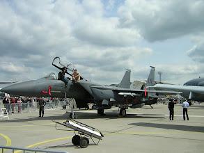Photo: F-15 Eagle (USA) - samolot myśliwski