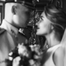 Свадебный фотограф Дарья Рогова (DashaEzhik). Фотография от 23.08.2017