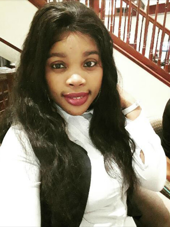 Sibongile Mani still receives funding from NSFAS, despite facing theft charges.