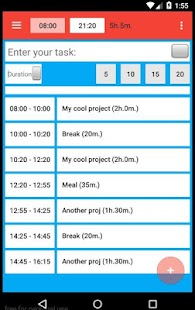 Plan Your Day - náhled