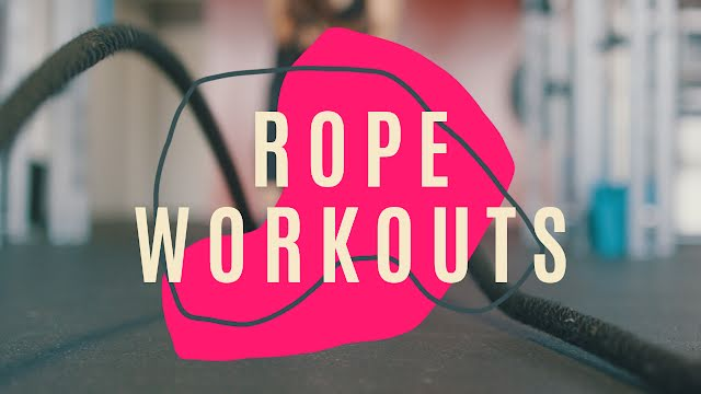 Rope Workouts - YouTube Thumbnail Template
