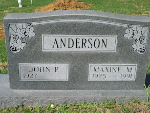 Photo: Anderson, John P. and Maxine M.
