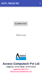 ACPL FM220 Registered Device - náhled