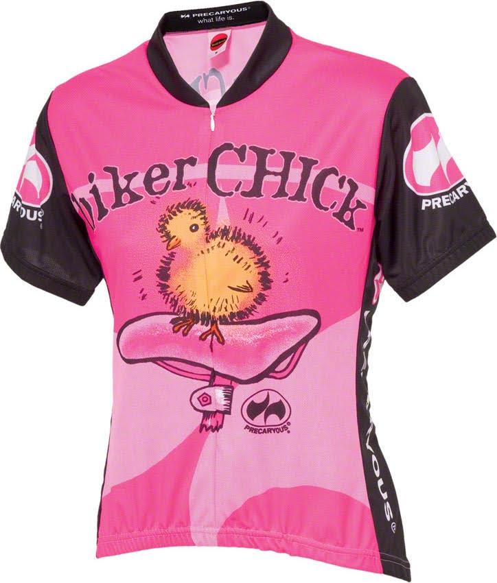 World Jerseys Biker Chick Jersey alternate image 0