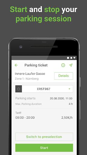 PayByPhone Parking screenshot 5