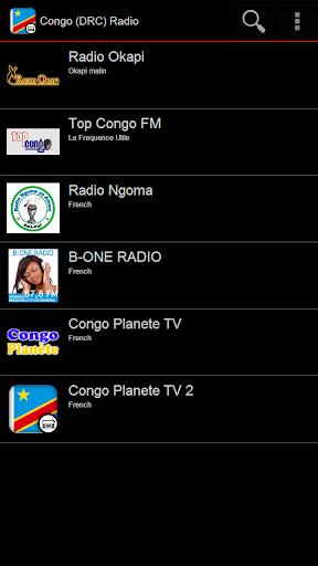 Congo DRC Radio