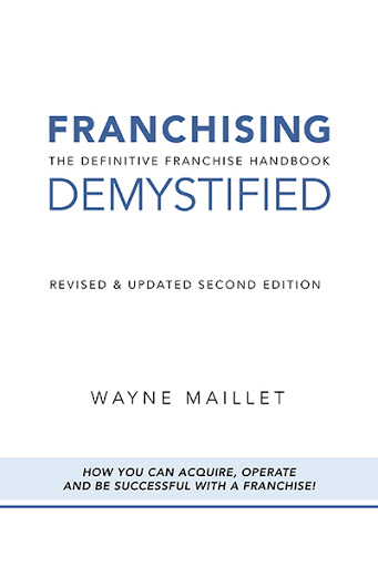 Franchising Demystified cover