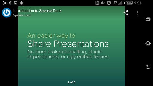 SpeakerDeck Presentation