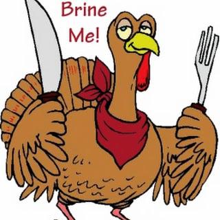 Buttermilk Herb Brined Turkey
