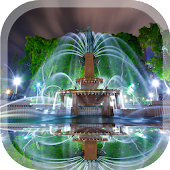 Fountain LiveWallpaper