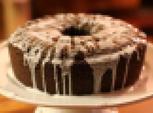 Quick Zucchini Cake Recipe