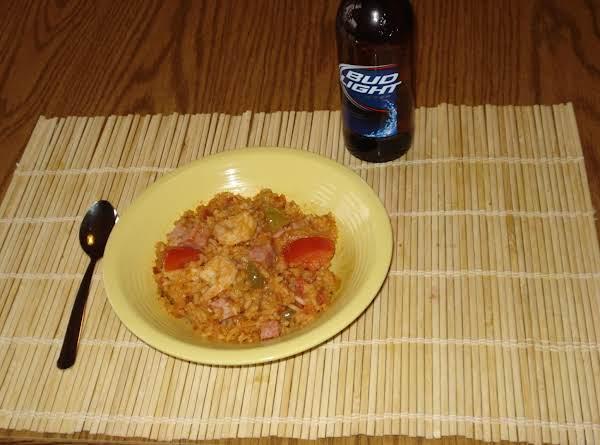 Holiday Jambalaya Recipe