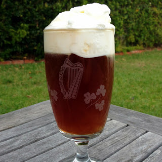Recipe for the Best Irish Coffee