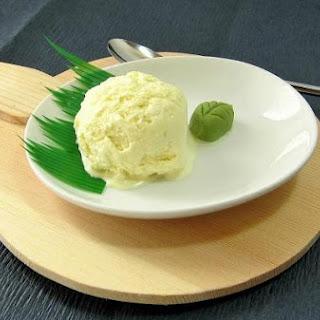 Wasabi Ice Cream (Wasabi Aisu).