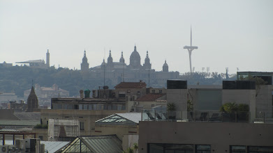 Photo: Vistas de Montjuic