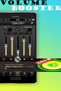 volume booster Amplifier & Maximizer pro - náhled