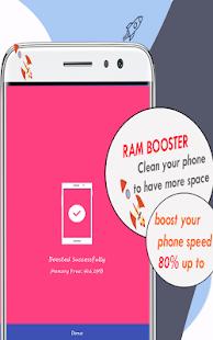 PRO RAM Memory Booster ( rapide nettoyeur de RAM) - náhled