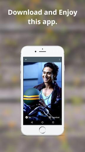 Tiger Shroff HD Wallpapers  screenshots 1