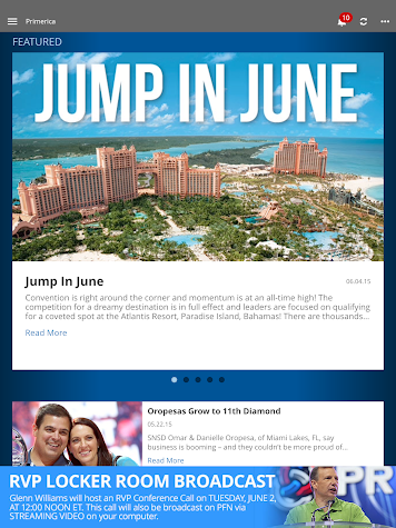 Primerica App Screenshot