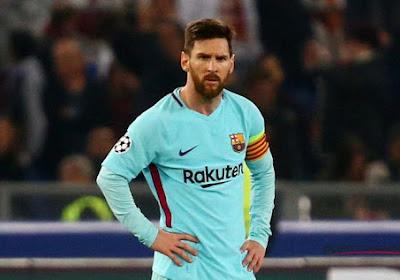 Messi zou Marco Verratti liever niet naar Barcelona zien komen