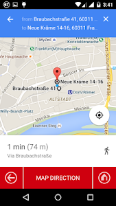 Frankfurt City Guide screenshot 3