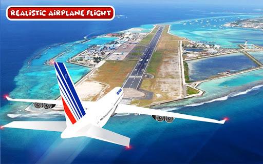 Aeroplane Games: City Pilot Flight  screenshots 3