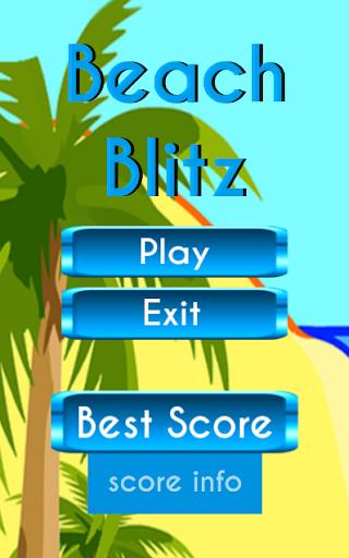 Beach Blitz