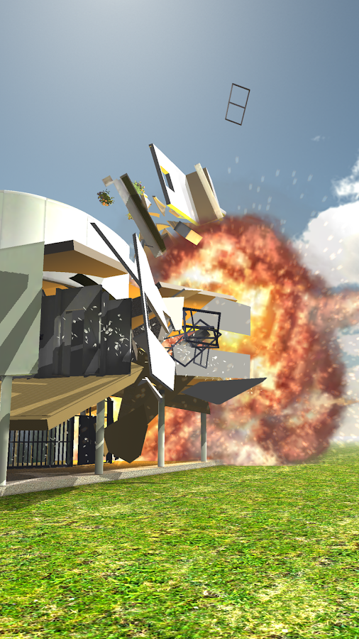 Disassembly 3D: Demolition- screenshot