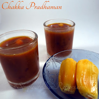 Chakka Pradhaman (Jackfruit Pudding)