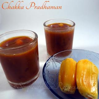 Chakka Pradhaman (Jackfruit Pudding).