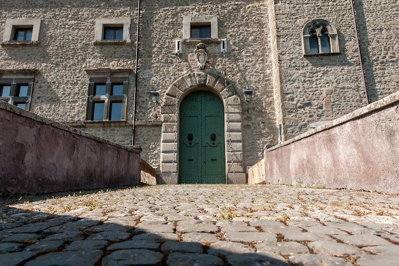 La porta di Andrea Calò
