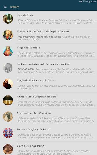 Liturgia Diária - Canção Nova 3.0.2 screenshots 18