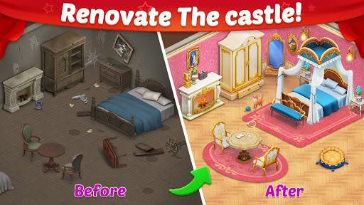 Castle Story: Puzzle & Choice screenshots apkspray 1