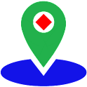 GPS Location Information icon