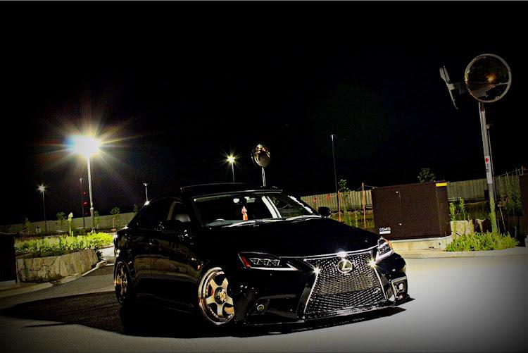 IS GSE21の撮影,ドライブ,レクサス,福岡,洗車に関するカスタム&メンテナンスの投稿画像1枚目