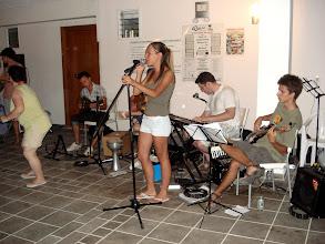 Photo: A zenekar második este